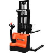 "Presto PowerStak™ Fully Powered Stacker PPS2200-150AS 2200 Lb. 150"" Lift"