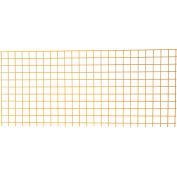 """Optional Guard Rail Wire Mesh Bolt-On Kit 48""""L"""