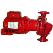 MF Series 60 e611T Inline Pump 3/4HP 1750 208-230/460/3/60