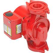 Wet Rotor Series Cast Iron Circulator NRF-22 Pump 103251 - 1/25 HP