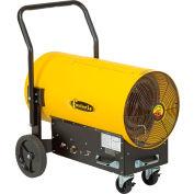 TPI Fostoria Salamander Heater Portable Electric FES-4548-3 - 45KW 480V 3 Phase Yellow