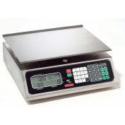 "Tor Rey PC-80L Digital Price Computing Scale 80lb x 0.02lb 14"" x 11"" Platform"