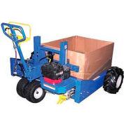 "Vestil All Terrain Gas Power Lift & Drive Pallet Jack Truck ALL-T-4-GPT-L 48""L Forks 4000 Lb."