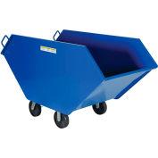 Vestil Steel Chip, Scrap & Waste Truck CHIP-22.2 13/16 Cu. Yd. 2000 Lb. Cap.