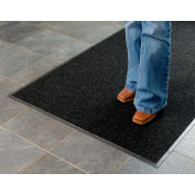 Absorbent Ribbed Mat 48 Inch Cut Size Pepper