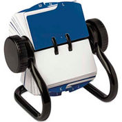 Rolodex™ Open Rotary Card File, 500 Address Card