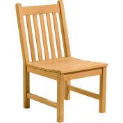 Oxford Garden® Classic Outdoor Side Chair - Teak