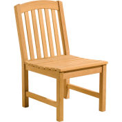 Oxford Garden® Chadwick Outdoor Side Chair - Teak
