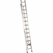 Louisville 24' Aluminum Extension Ladder - 300 lb Cap. - AE2224