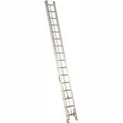 Louisville 32' Aluminum Extension Ladder - 300 lb Cap. - AE2232