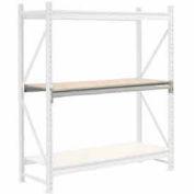 "Additional Level 72""W x 24""D Wood Deck"