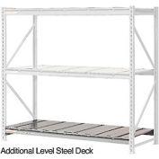 "Additional Level 60""W x 48""D Steel Deck"