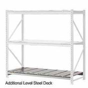 "Additional Level 72""W x 24""D Steel Deck"
