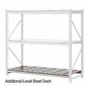 "Additional Level 72""W x 24""D Steel Deck"