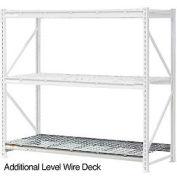 "Additional Level 72""W x 48""D Steel Deck"
