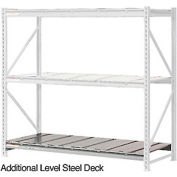 "Additional Level 96""W x 36""D Steel Deck"