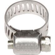 "Mini Hose Clamp - 1-3/16"" Min - 1-3/4"" Max  - 10 Pack"