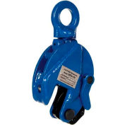 Vertical Plate Clamp Lifting Attachment EPC-10 1000 Lb. Capacity