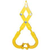 Vestil Die Lifting Tongs Lifting Attachment DLT-30 3000 Lb. Capacity