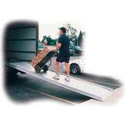 "Vestil Apron Style Walk Ramp AWR-28-10A 28""W x 10'L 2200 Lb. Capacity"
