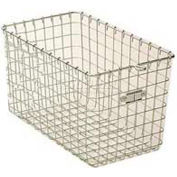 "Penco Steel 962-0 Wire Basket 12""W"