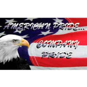 Banner, American Pride Company Pride, 3ft x 5ft