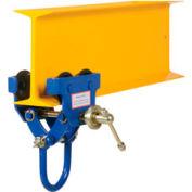Vestil Quick Install Manual Trolley QIT-2 2000 Lb. Capacity