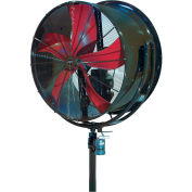 "Triangle Engineering 54"" High Velocity Ocillating Fan HV5418OC-230 3 HP 27900 CFM"