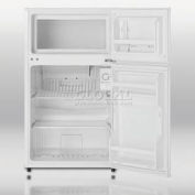 Summit CP35 - Counter Height Refrigerator-Freezer, Automatic Defrost