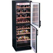 Summit SWC1775 - Full-Sized Two-Door Wine Cellar, European Preservation System