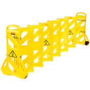 Rubbermaid® Extendable Mobile Barrier