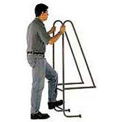 "4 Step Steel Dock Ladder - 18""W x 84""H"