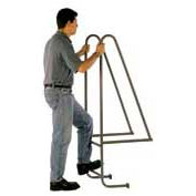 "10 Step Steel Dock Ladder - 18""W x 156""H"