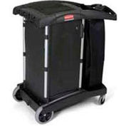 Rubbermaid® Turndown Housekeeping Cart 9T77