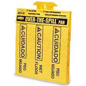 Rubbermaid® 4254 Over-The-Spill™ Pad - Pkg Qty 12