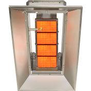 SunStar Natural Gas Heater Infrared Ceramic, SG3-N, 30000 Btu