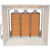 SunStar Natural Gas Heater Infrared Ceramic, SG10-N, 100000 Btu
