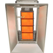 SunStar Propane Heater Infrared Ceramic SG3-L, 32000 Btu