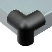 3D Black Protective Corner