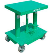 "Lexco-Wesco Lift Table 492204 30""L x 20""W 2000 Lb. Capacity"