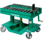 "Optional Roller Conveyor Top 499206 for Lexco-Wesco 30""L x 20""W Lift Table"