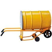 Vestil Multi-Purpose 4-Wheel Pallet Drum & Cradle Truck RDBT-MR Rubber Wheels
