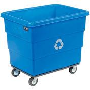 Recycling Cube Truck, Box Truck - 12 Bushel