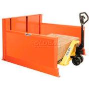 PrestoLifts™ Floor Level Pallet Loader P4-25-4448F 2500 Lb. Foot Control