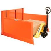 PrestoLifts™ Floor Level Pallet Loader P4-25-4448H 2500 Lb. Hand Control