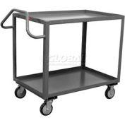 """Jamco 1-1/2"""" Lip Ergonomic Service Cart ES372 1200 Lb. Capacity 30 x 72"""