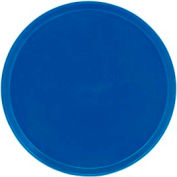 "Cambro 1600123 - Camtray 16"" Round,  Amazon Blue - Pkg Qty 12"