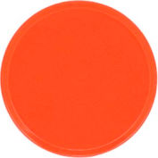 "Cambro 1600222 - Camtray 16"" Round,  Orange Pizazz - Pkg Qty 12"