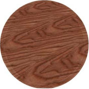 "Cambro 1600304 - Camtray 16"" Round,  Country Oak - Pkg Qty 12"