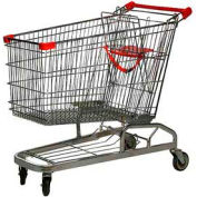 Good L Corp.® 40W Steel Shopping Cart 11 Cu. Ft. Capacity